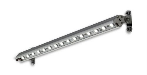 Firstlight 8265AL Aluminium with White LED's LED Cabinet Strip Light - 250mm